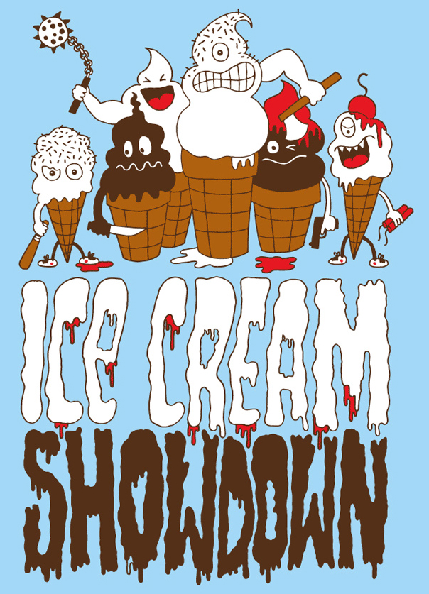 Ice Cream Showdown